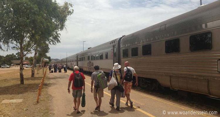 Reisetipp Zugreise Australien
