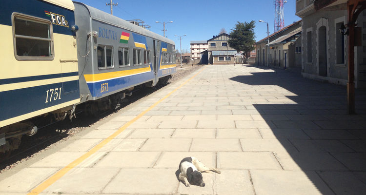 Oruro in Bolivien