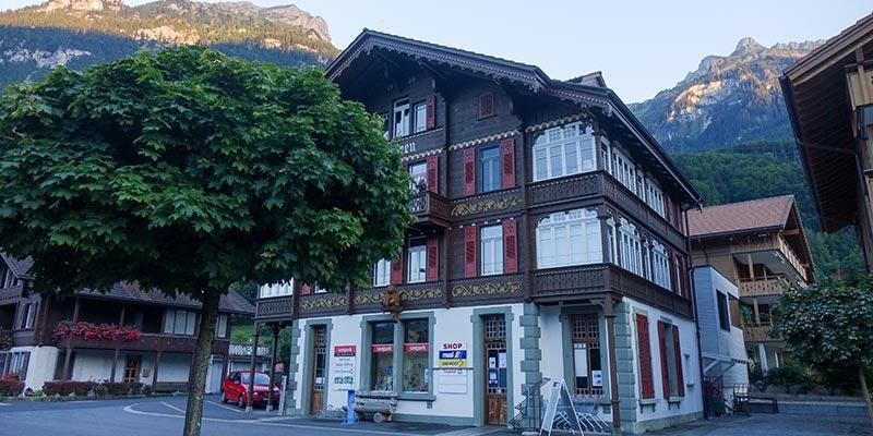 Reisetipps Iseltwald