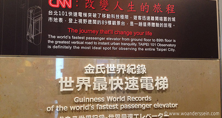 Reisetipps Taipei