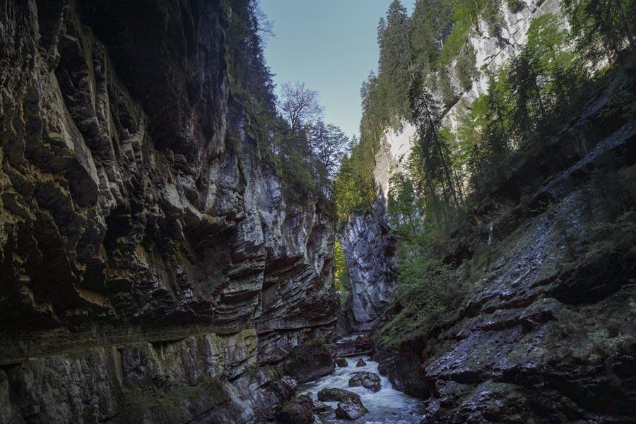Camper Urlaub im Allgäu
