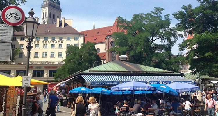 Reisetipps München