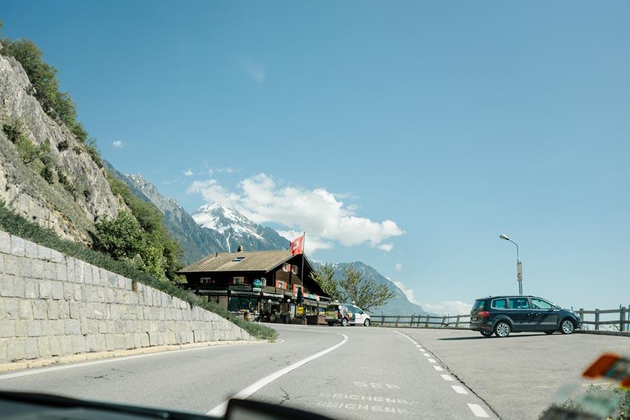 Roadtrip nach Annecy