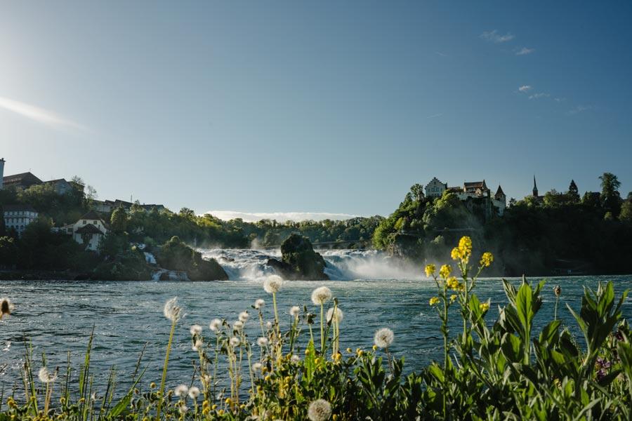 Sehenswürdigkeit Rheinfall