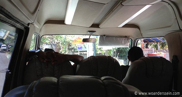padangbai-minibus