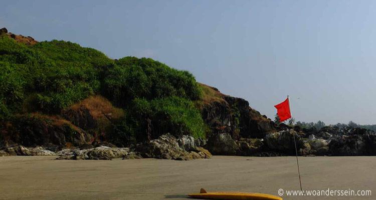 vagator-beach-lifeguard