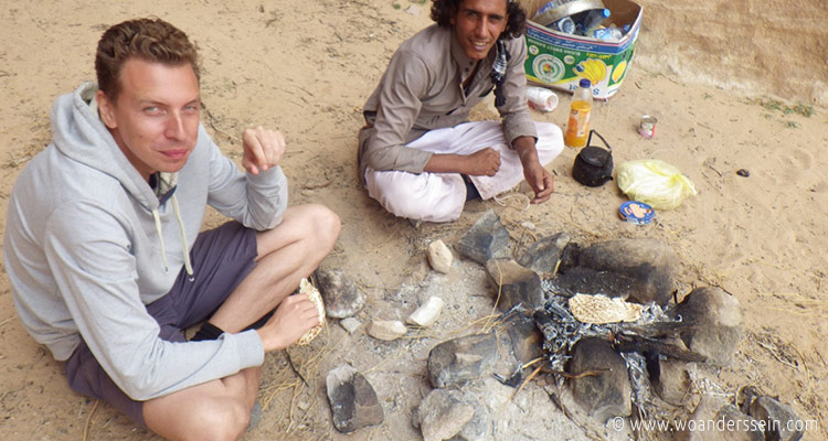 wadirum-trekking-lunch