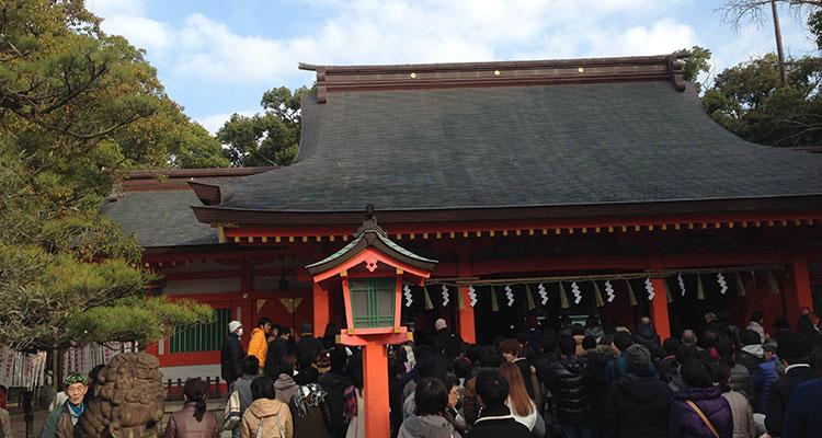Reisetipps Neujahr in Japan
