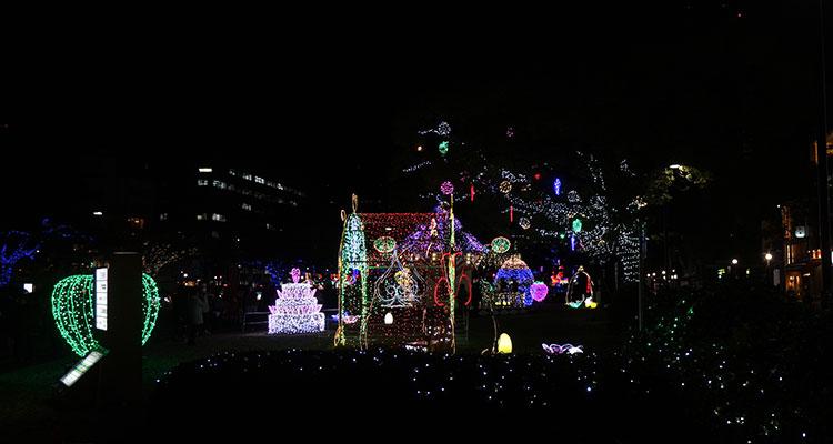 Reisetipps Weihnachten in Japan