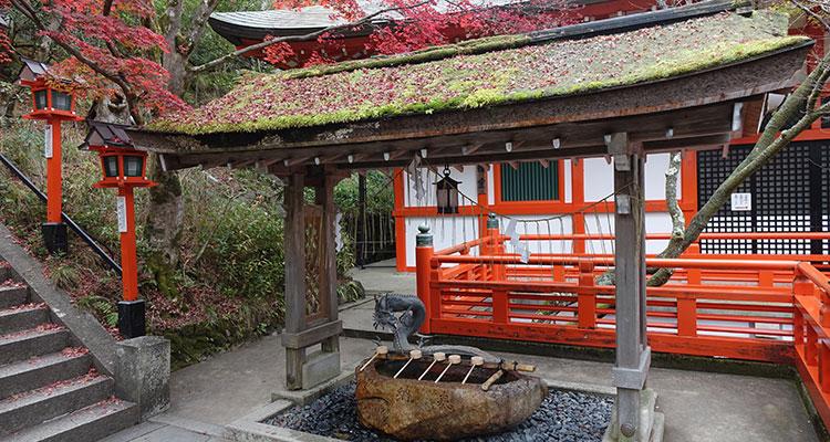 Kurama in Japan