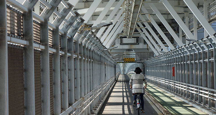 Onomichi in Japan