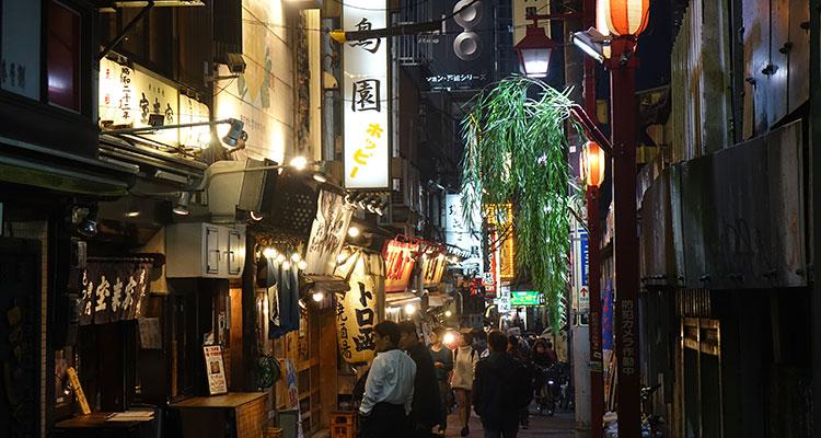 Tokio in Japan