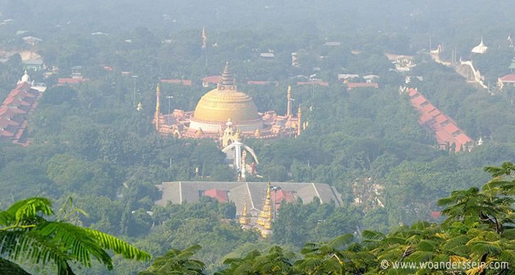 mandalay-tour-sagaing-hill-aussicht-budhauni