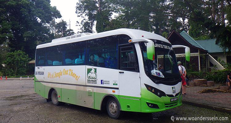 Reisetipps Kinabatangan