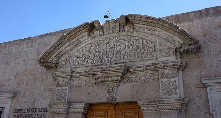 Arequipa in Peru