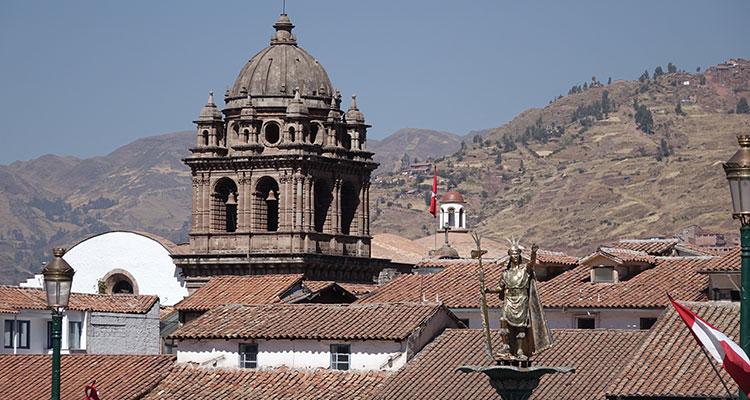 Cusco in Peru
