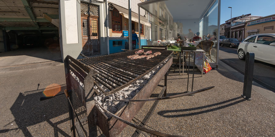 Sehenswürdigkeiten in Porto