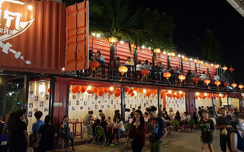 Reisetipps Bangkok Nachtmarkt