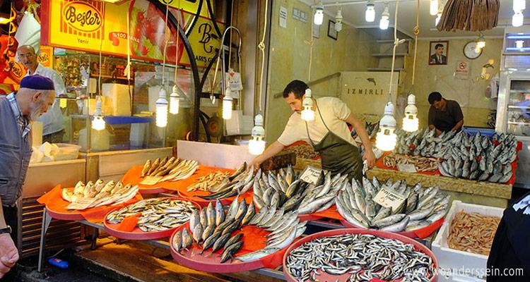 istanbul-fischverkauf