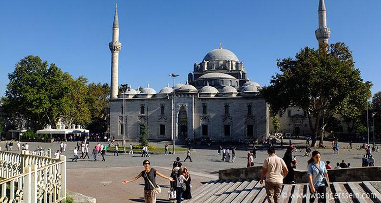 istanbul-sultan-beyazit-moschee