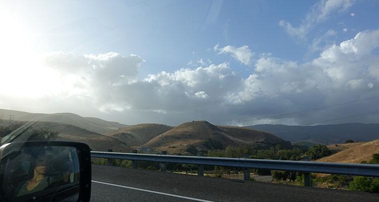 Unterwegs auf dem Highway 1