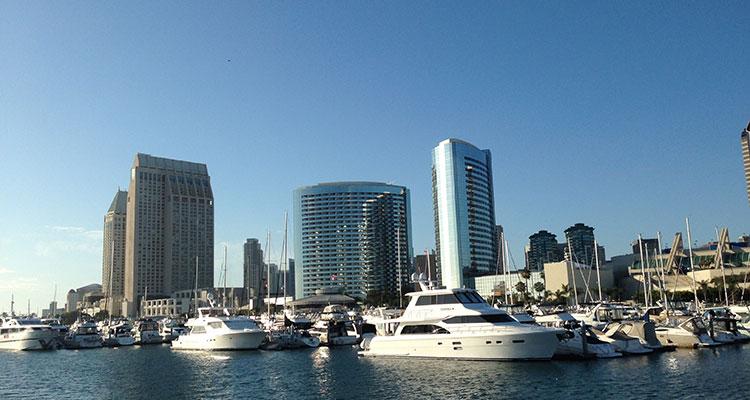 Unterwegs in San Diego
