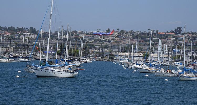 Unterwegs in San Diego Kalifornien