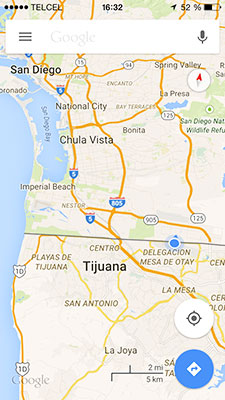 Tijuana nach San Diego