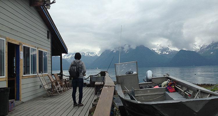 Hafenstadt Seward - Alaska