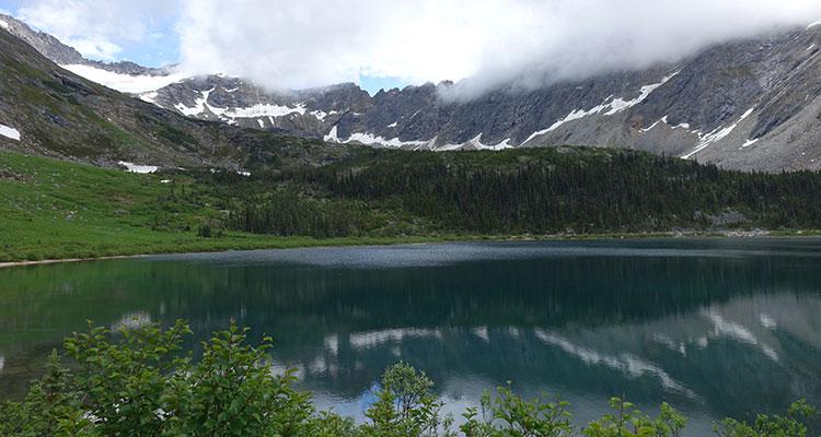 Upper Dewey Lake Skagway - Alaska