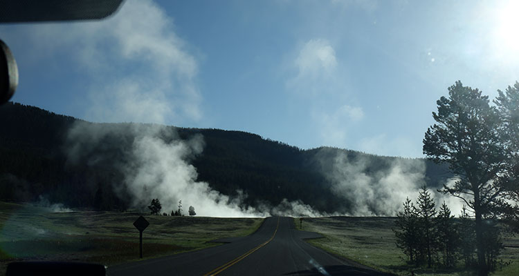Reisetipps Yellowstone National Park