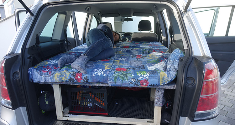 Reisetipps Camping Zafira B